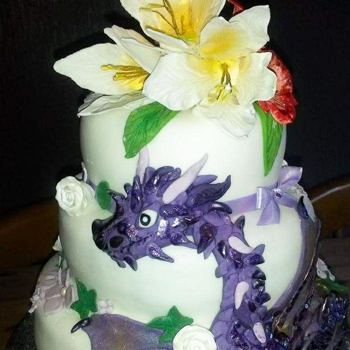 Allington Fields Kitchen Cake